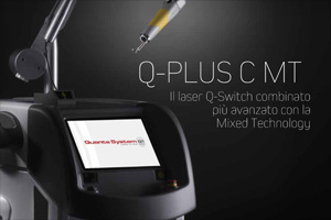 Laser Deka Q-Switch Q-Plus C MT